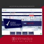Saç Ekimi Merkezi Web Sitesi Tasarımı